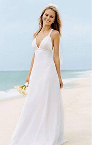 Simple elegant wedding dresses second wedding your custom for Simple elegant wedding dresses second wedding