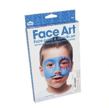Face Art Boys Face Paint Set $8.95  #sweetcreations #baby #toddlers #kids #artcrafts #paint #stamp #creative #artistic