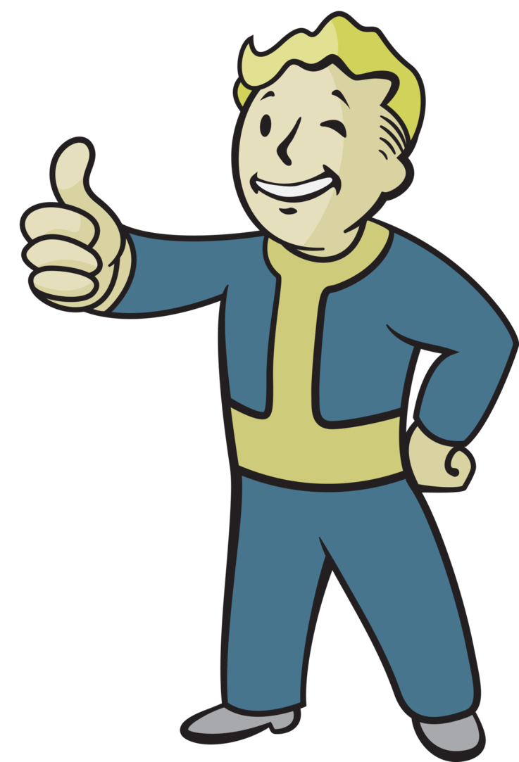 Vector Of The Vault Boy Character From The Fallout Series Of Video Games Fallout Is Created By Interplay Fallout Tattoo Fallout 4 Vault Boy Vault Boy Fallout