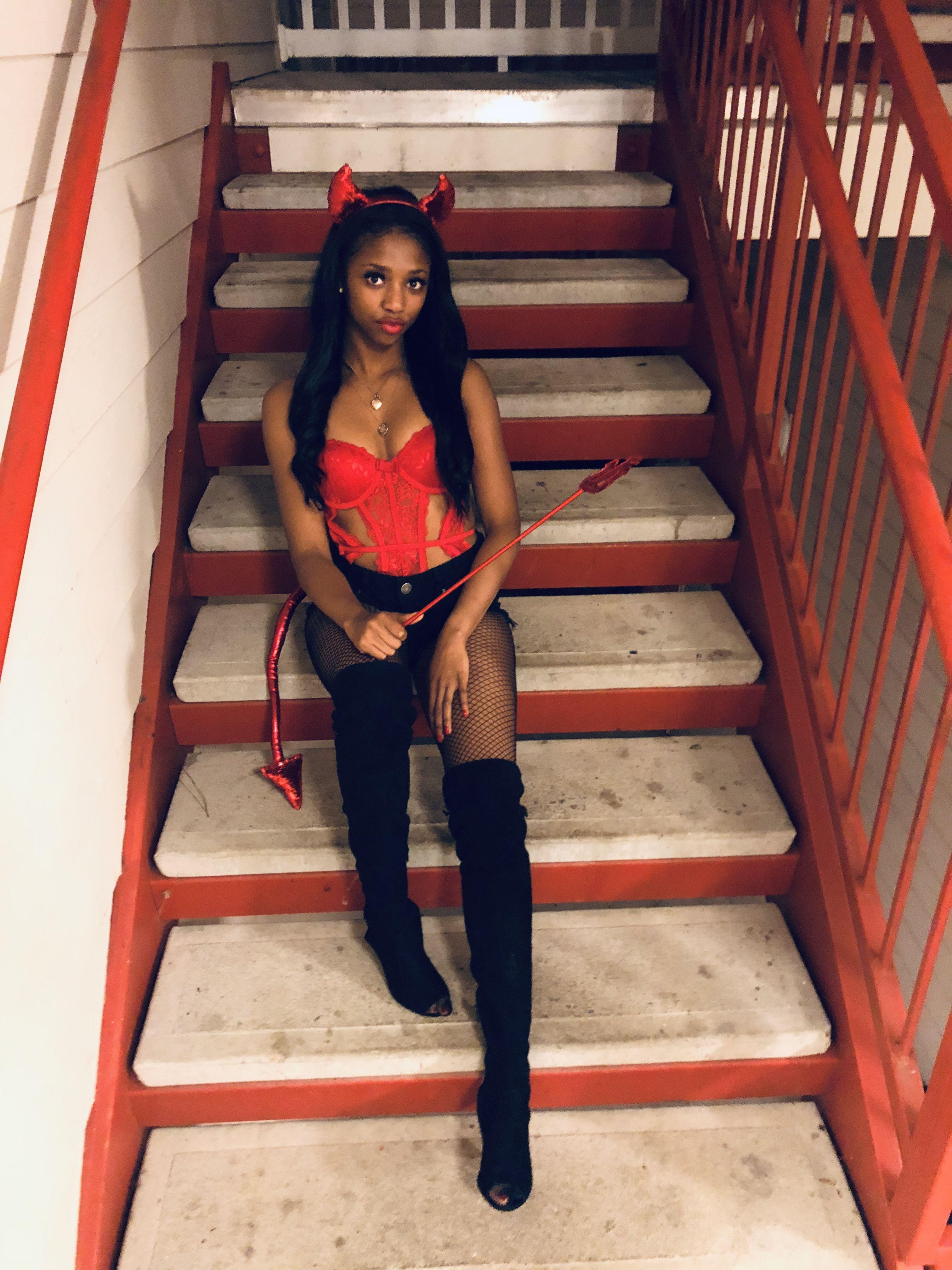 Baddie Devil Costume : baddie, devil, costume, Fashion