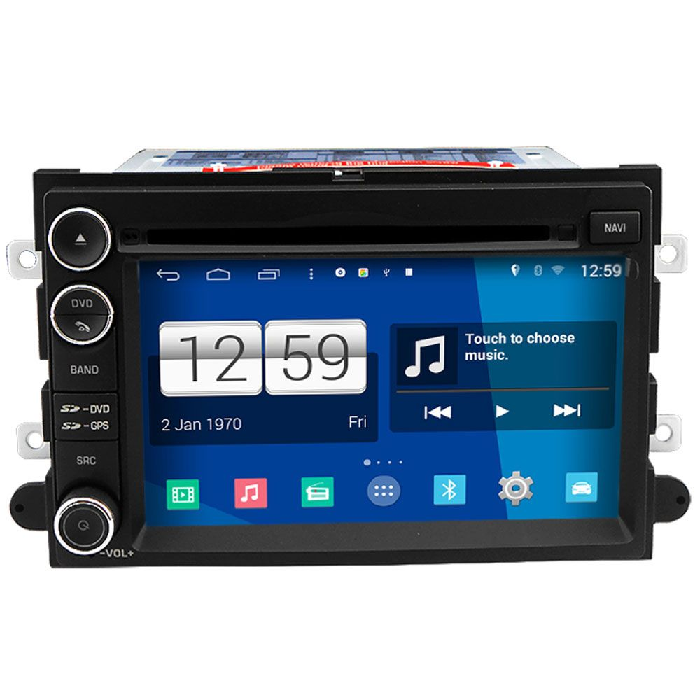 Winca S160 Android 4.4 Car DVD GPS Head Unit Sat Nav for Ford Explorer 2006 - 2009 with Wifi /3G Host Radio Stereo Tape Recorder
