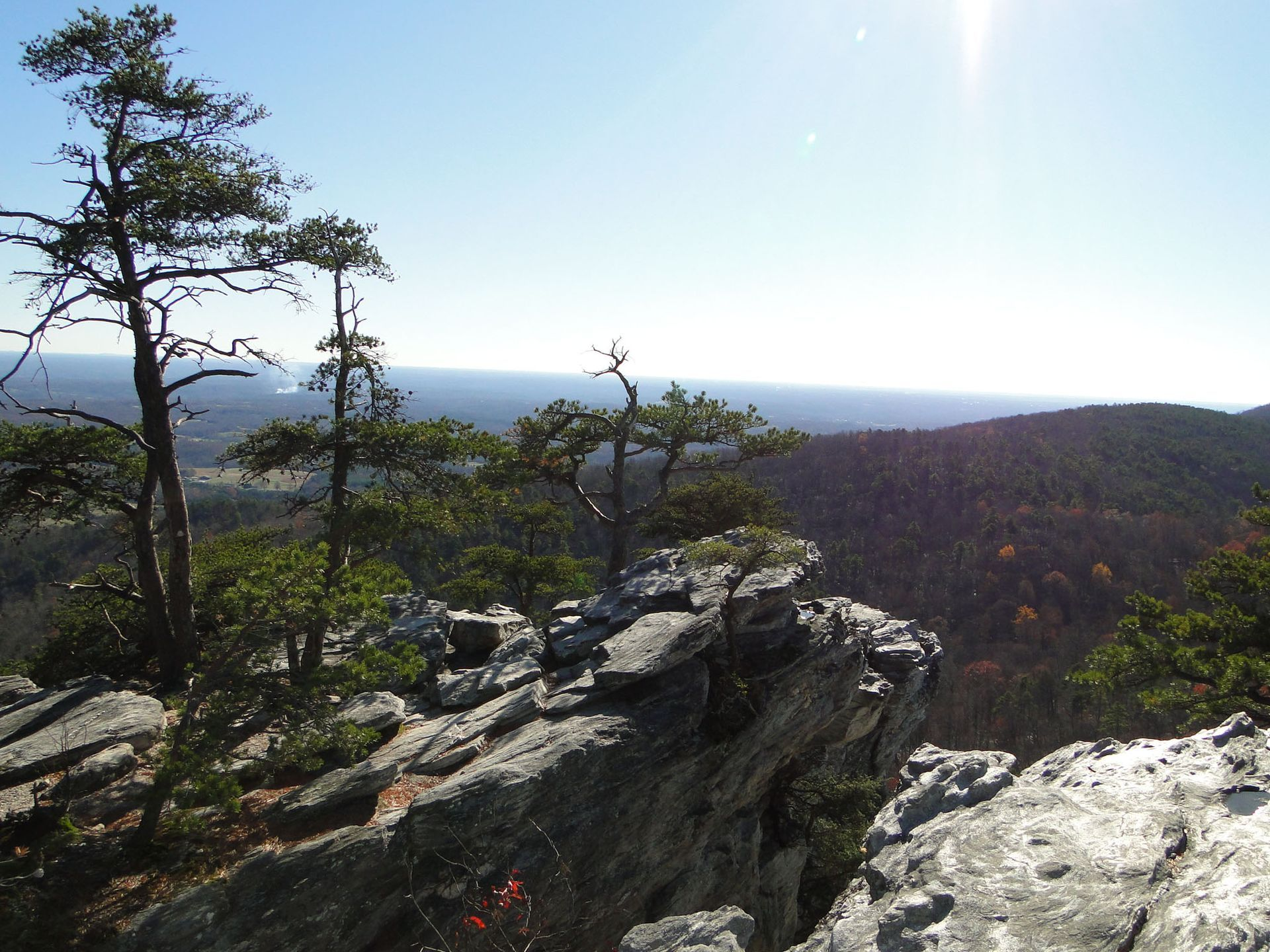Hanging Rock State Park N C With Hiking Trails Vacation Cabins