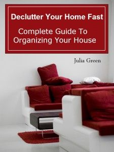 Complete Guide to Organizing Your House | eBook FREE Until May 24 | Can be read on any device or computer