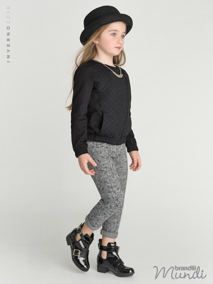 Muito conforto e estilo na coleção inverno 2016 Brandili Mundi #temqueter