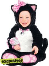 Baby Itty Bitty Kitty Costume - Party City | Halloween ...