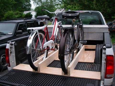 Pin By Robert Hughie On Bike Rack Pick Up Truck Bike