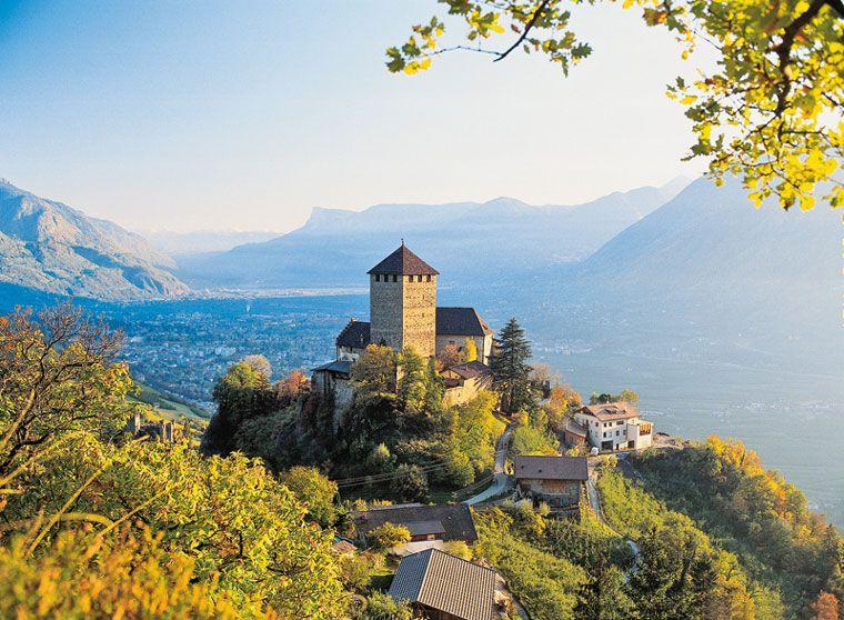 Schlo Tirol Meran S Dtirol Exploring Pinterest