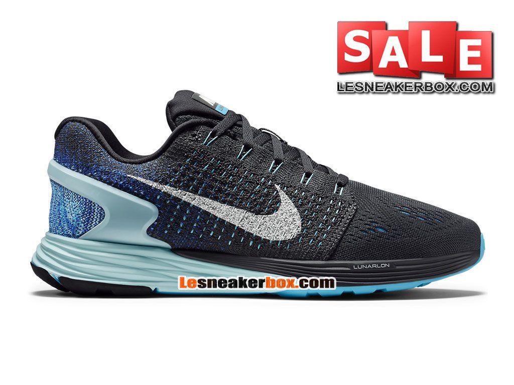 buy popular f3160 165bd nike-lunarglide-7-chaussure-de-running-nike-pas-