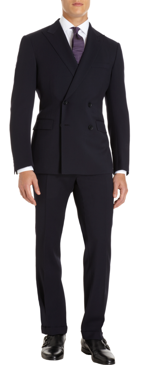 0715ae79451a menswear l suit for men l Ralph Lauren Black Label Two-Piece Double ...