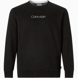 Photo of Calvin Klein logo sweatshirt made of organic cotton 2xlt Calvin Klein