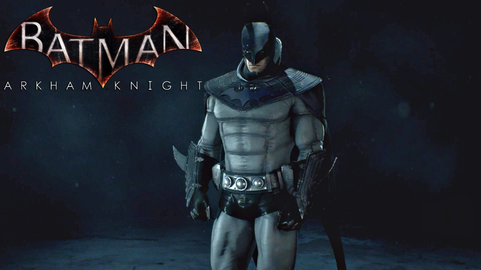 Batman Arkham Knight Anime Batman Skin Gameplay Batman Batman