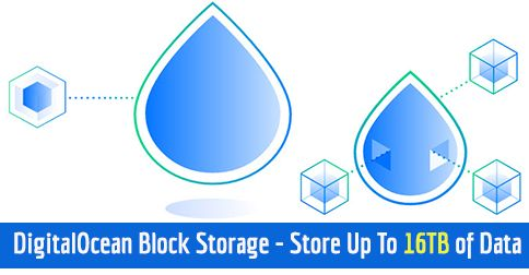 DigitalOcean is soon launching a service dubbed 'Block Storage' that will enable…