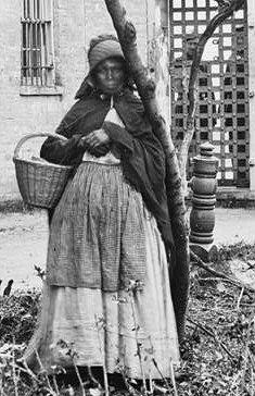 Something Civil war slave women