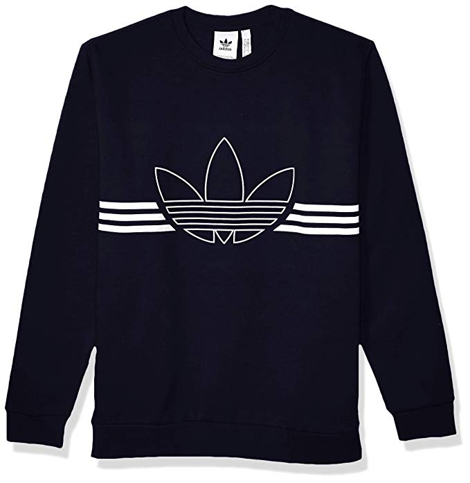 Sweatshirt adidas Originals Outline Crewneck Sweatshirt