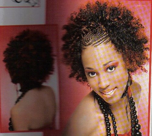 These are various pics of my favorite natural hairstyles that I found in my hair magazines, online and in my photo albums.