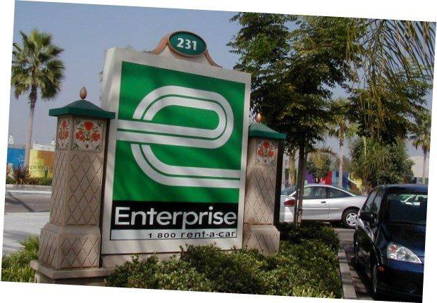 Enterprise Rent A Car Coupon Open In All City In Usa Picture Of Enterprise Rent A Car Logo Enterprise Rent A Car Corporate Office Rent A Car