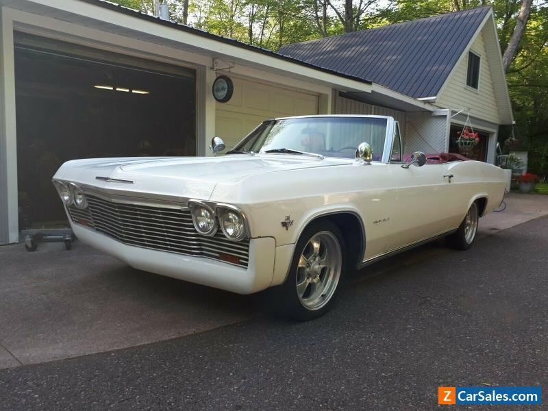 1965 Chevrolet Impala Chevrolet Impala Forsale Canada