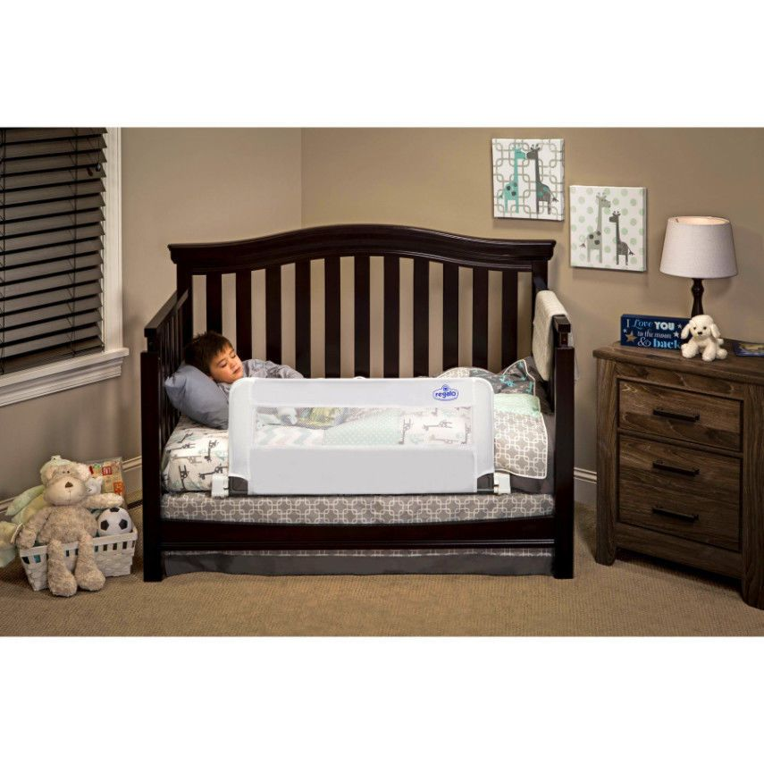 Regalo Swing Down Convertible Crib Rail 33 Inch Long And 16 Inch Tall Ebay Convertible Crib Toddler Bed Bed Rails For Toddlers Crib Toddler Bed