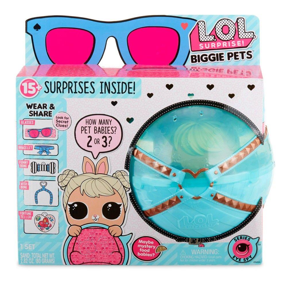 L O L Surprise Biggie Pet Cottontail Q T Products Lol Dolls