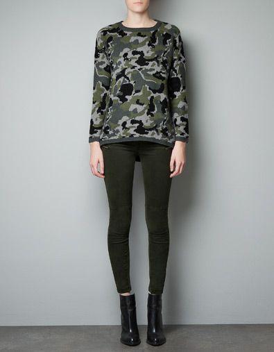 Knitwear - Woman - ZARA