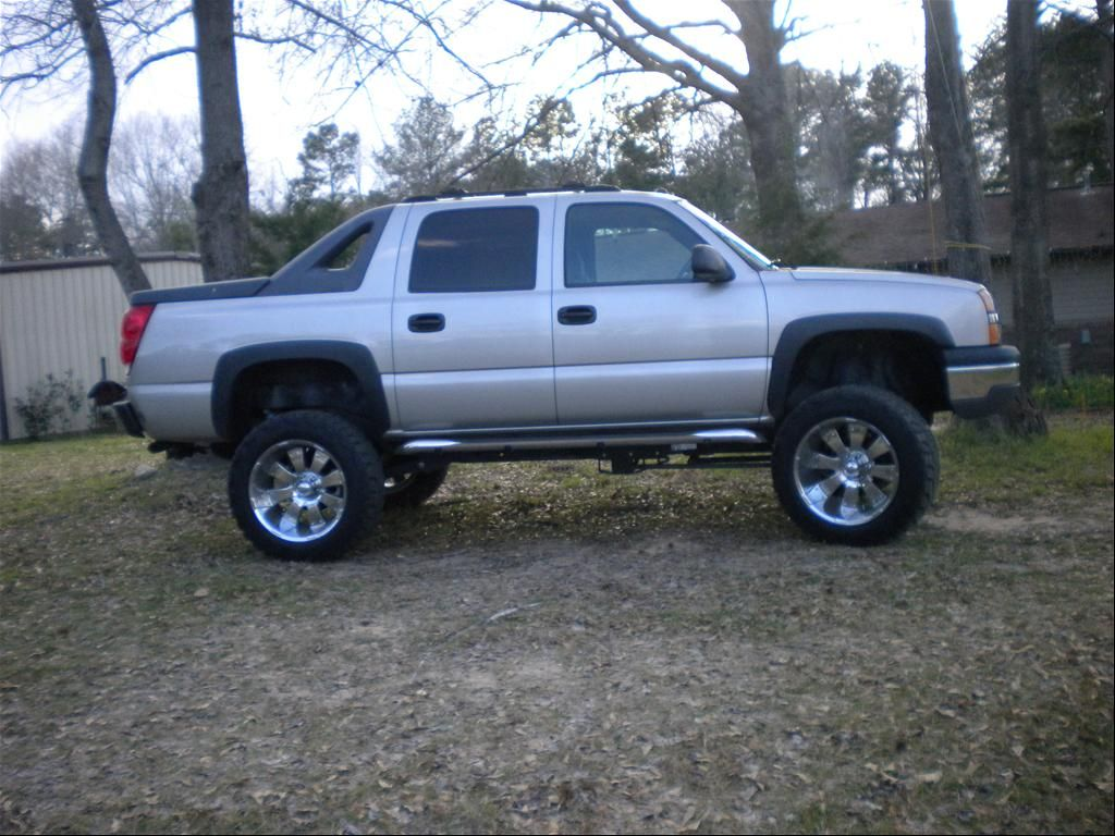 Avalanche chevy avalanche 2004 : Image detail for -2004 Chevrolet Avalanche - | Products I Love ...