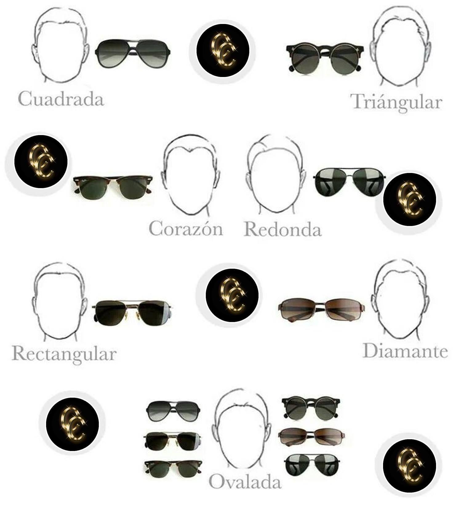 View 29 Gafas Para Un Hombre De Cara Redonda Mens Glasses Frames Face Shapes Mens Glasses Fashion Men Sunglasses Fashion
