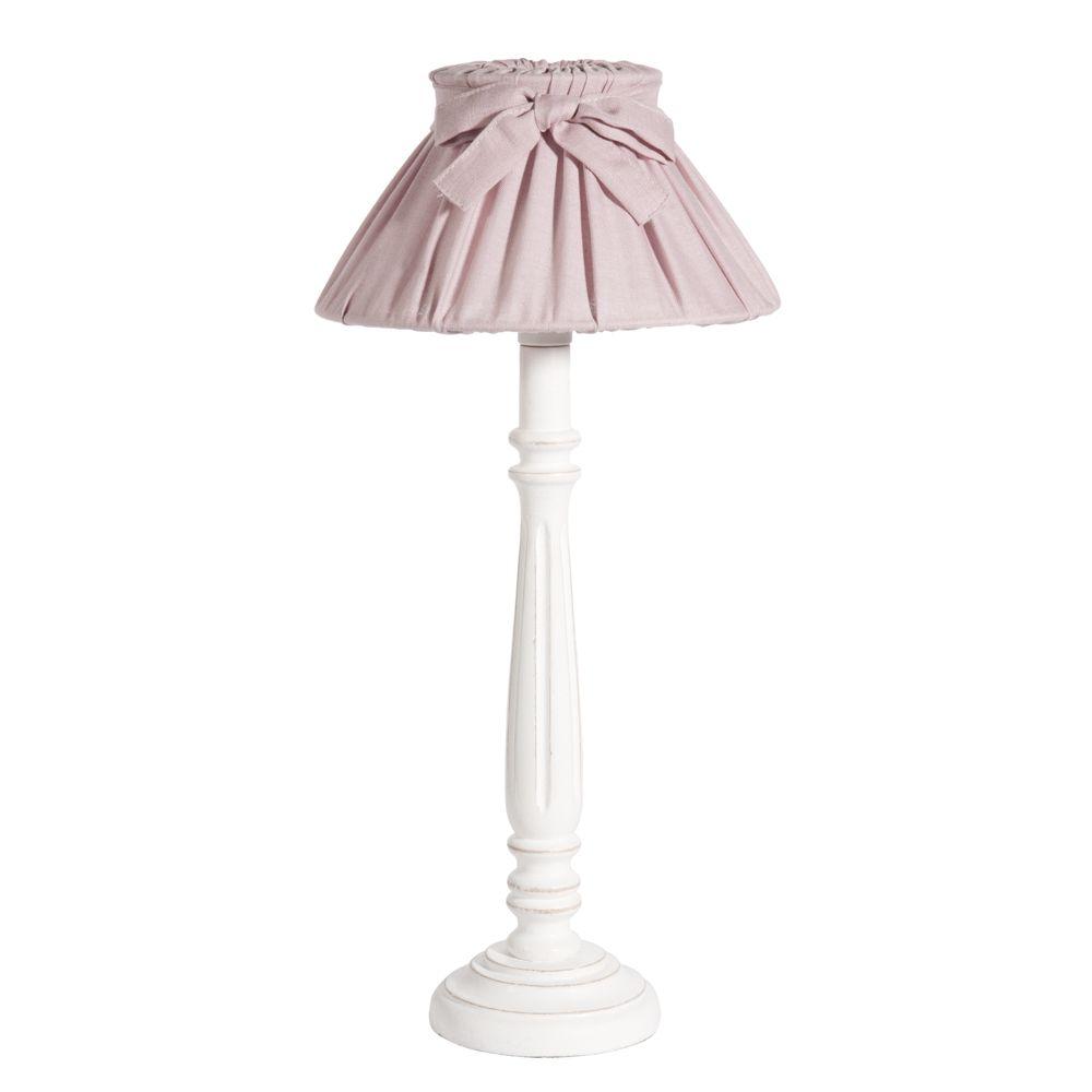 Lampara Cleve Maison Du Monde Rozovyj Svetilnik Lampa