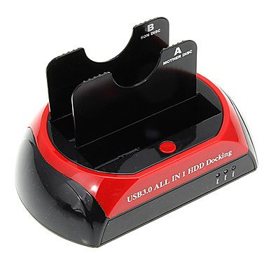 CP-876U3-J All-in-1 2.5 3.5 IDE/SATA/Esata HDD Docking with Card Reader (Red Black) http://mxpi.co.nf/?item=1358854
