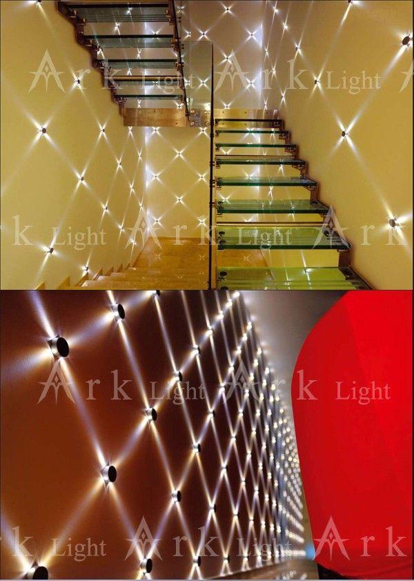 Aliexpress Acheter Arche lumière Nouveau Moderne 4 w Cercle LED