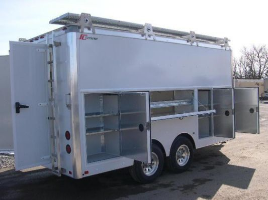 Release All Pro Trailer Superstore Tool Trailer Work Trailer