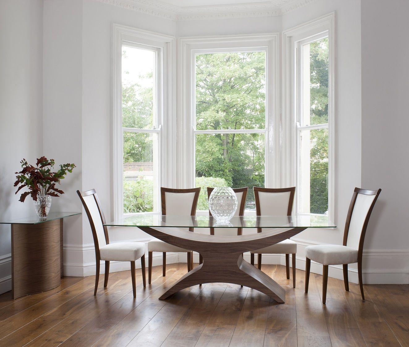 Tom Schneider Atlas Large Dining Table | Mia Stanza