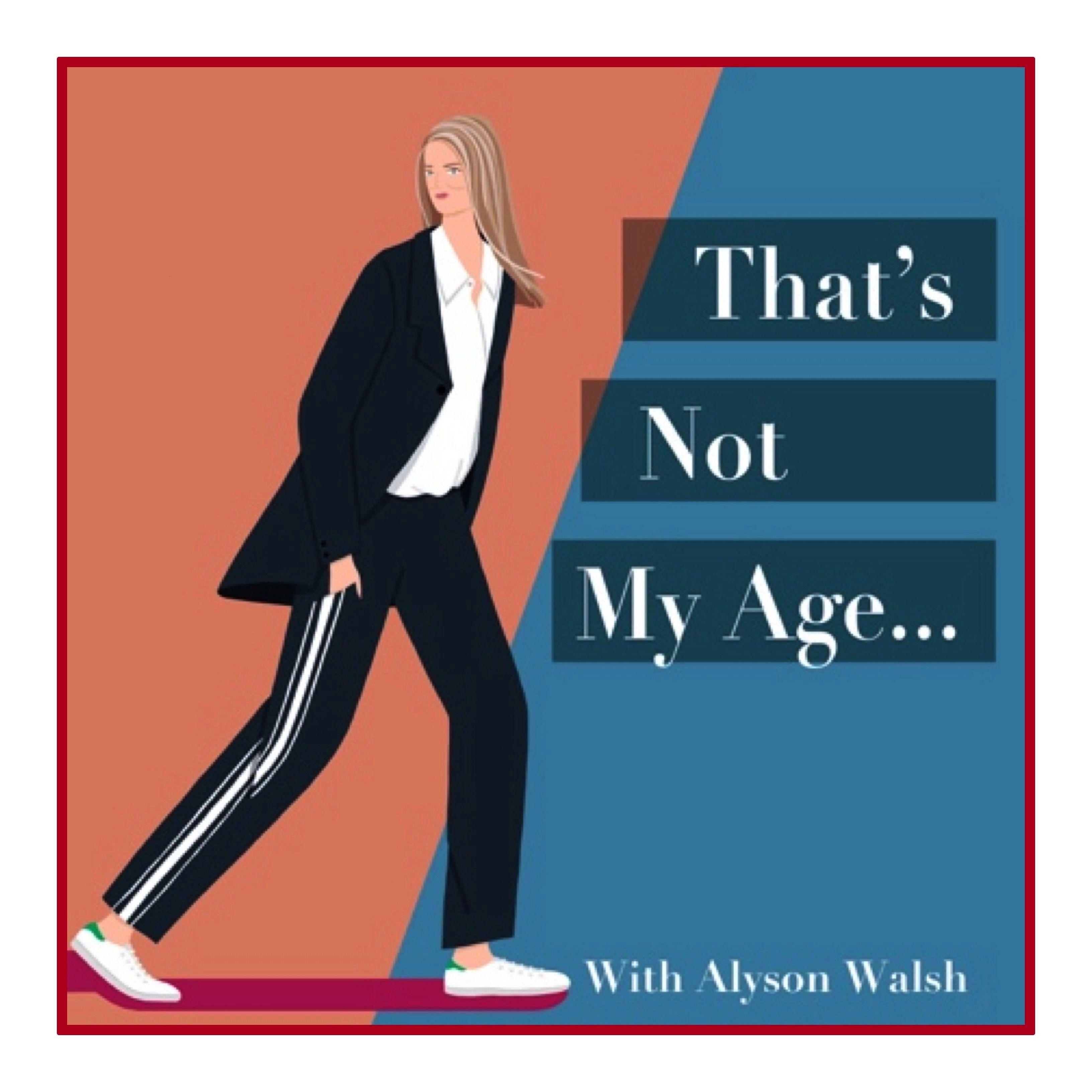 ist nicht mein Alter Podcast Episode 6 Ruby Hammer  Das ist nicht mein Alter  Ruby Hammer spricht mit uns über die Einführung ihrer neuen Kapselkollektion mit S...