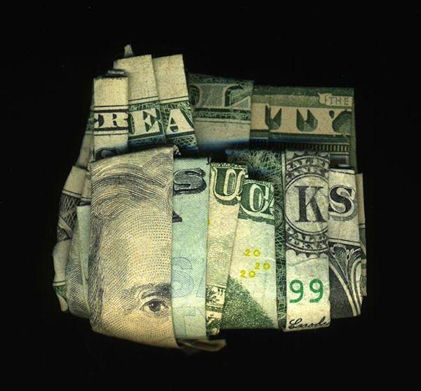 Hidden Messages on Dollar Bills by Dan Tague > Reality Sucks