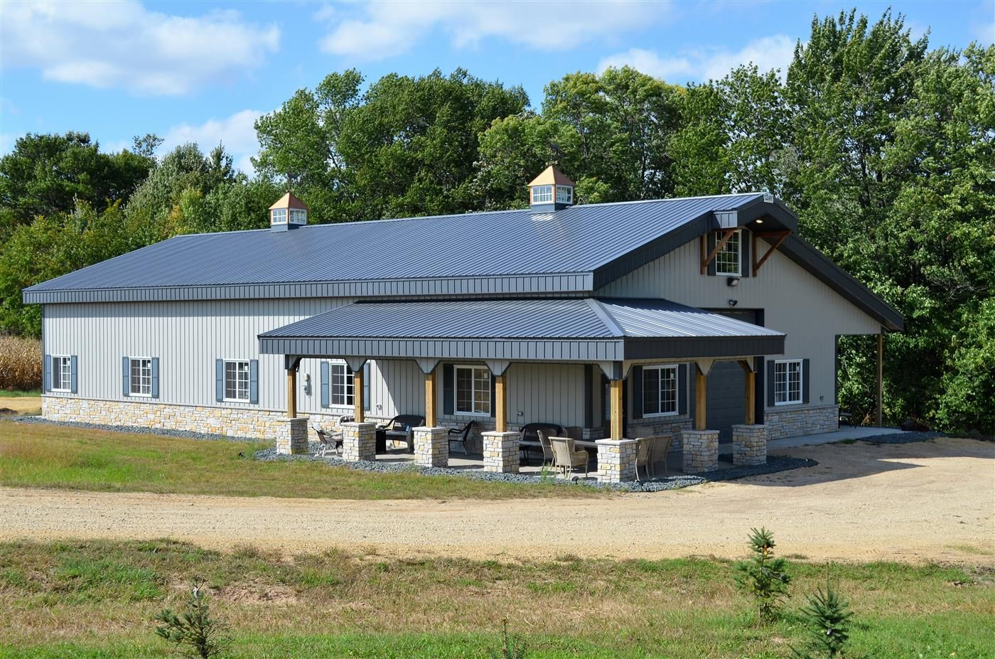 Best Single Project Cleary Buildings Metal Building Homes 400 x 300