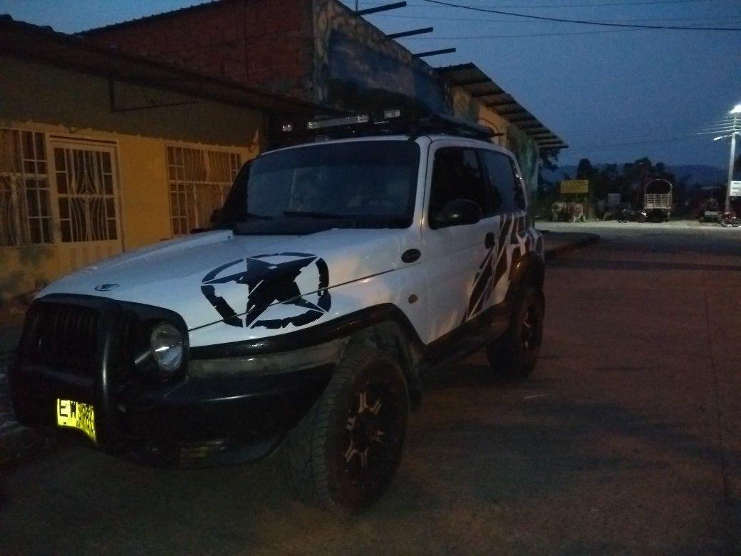 Daewoo Korando 1999 Evolucion Colombia Colombia