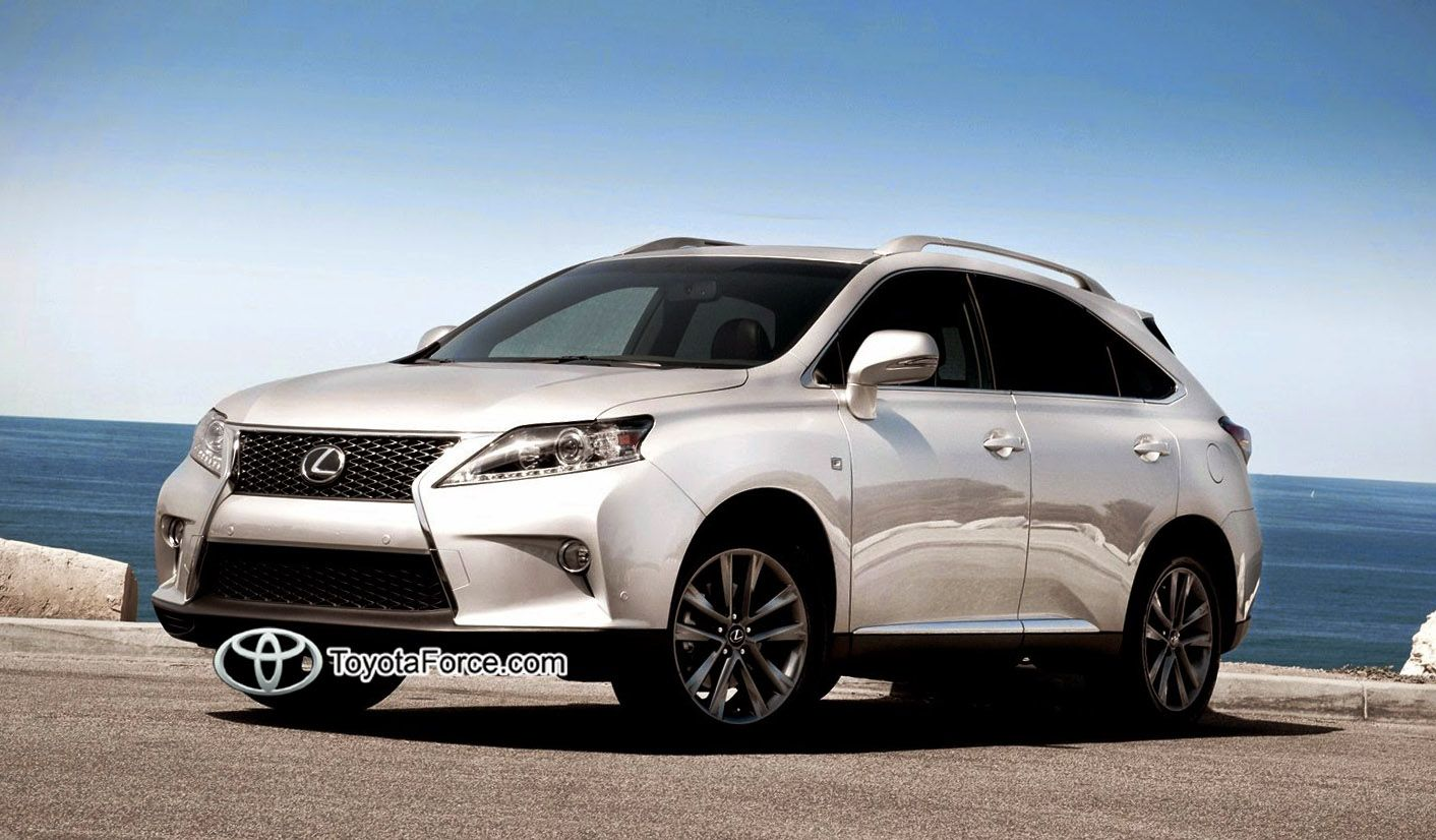 2016 Lexus RX is a new fashion of SUV that 2016 Lexus RX