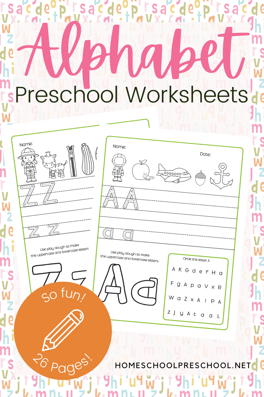 Alphabet Worksheets In 2021 Alphabet Worksheets Preschool Alphabet Preschool Alphabet Worksheets [ 1500 x 1000 Pixel ]