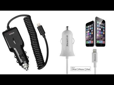 Top 10 Best Lightning Car Chargers Reviews In 2016, Best Cell Phone Car ...