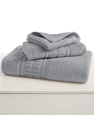 Martha Stewart Collection Plush 30 X 54 Bath Towel Macys Com