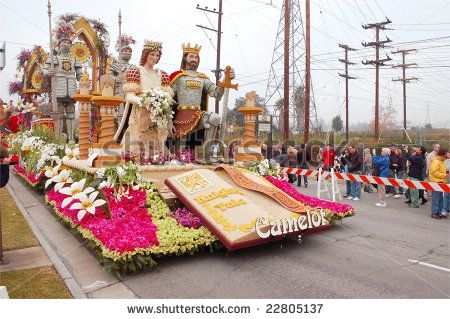 Tournament of Roses Floats 2009 | 02 January 2009: Floats participating in the 120th Tournament of Roses ...