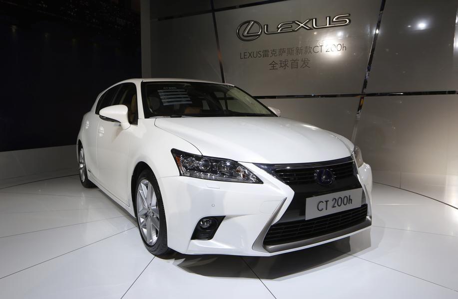 Lexus CT Review