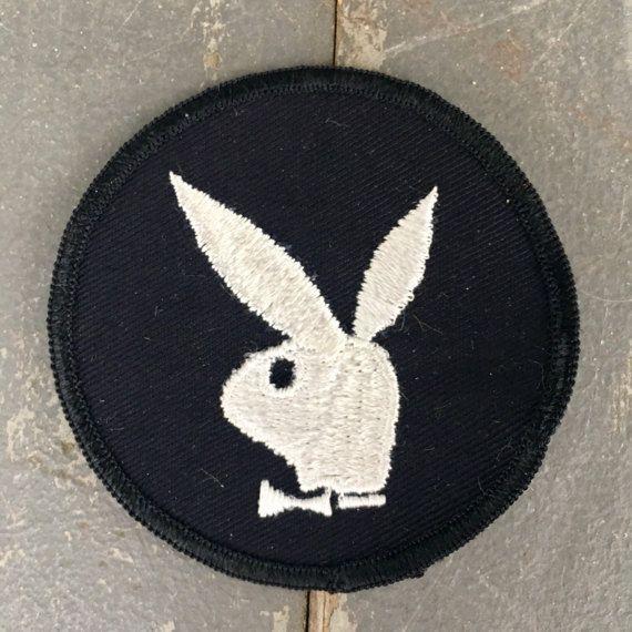 Vintage playboy patch vintage patch playboy bunny vintage playboy