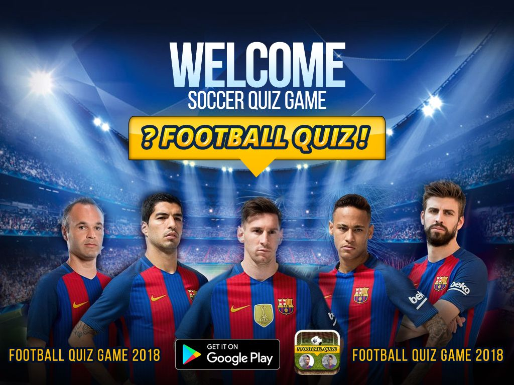 The Great Football Quiz trivia game for PC