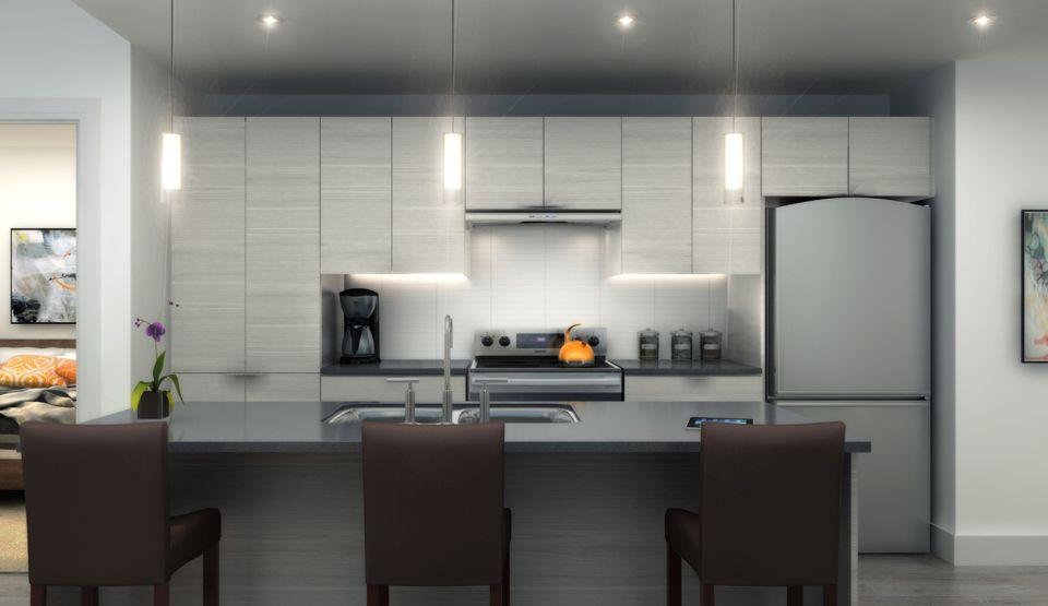 Modern Moores Kitchens