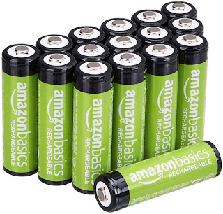Top 10 Best Aa Rechargeable Batteries In 2020 Rechargeable Batteries Charge Battery Nimh