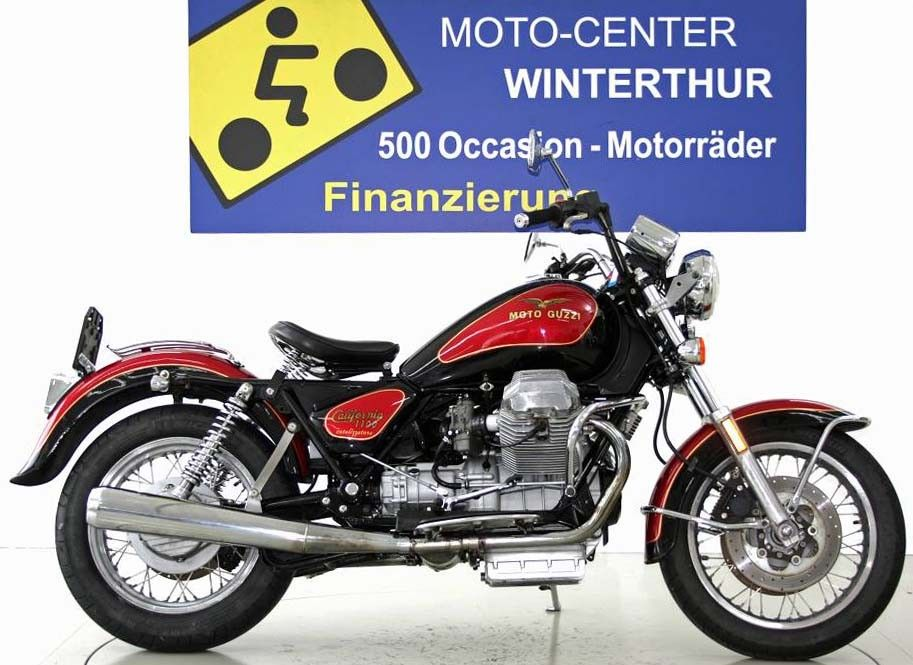 moto guzzi california 1100 occasion motorr der moto center winterthur guzzi pinterest. Black Bedroom Furniture Sets. Home Design Ideas