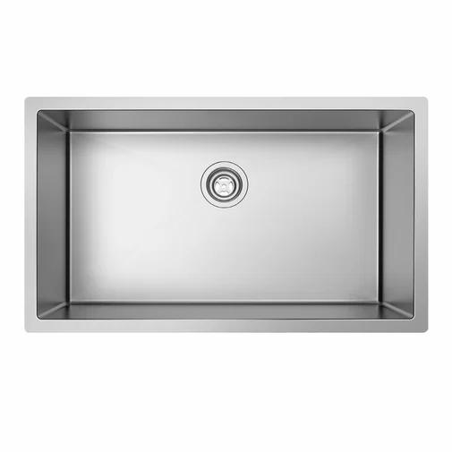 Stainless Steel 32 L X 19 W Undermount Kitchen Sink With Basket Strainer In 2020 Undermount Kitchen Sinks Kitchen Sink Stainless Steel Kitchen Sink