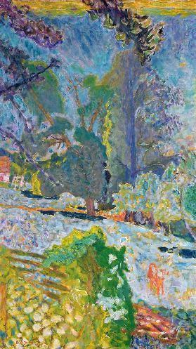 Pierre Bonnard  Normandy Landscape