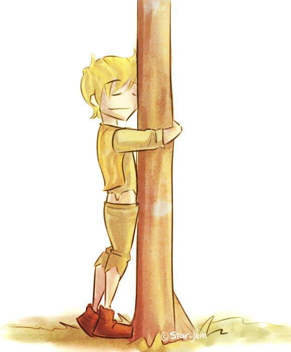 Simpleton Arthur...and tree. by Star-Jem.deviantart.com on @deviantART
