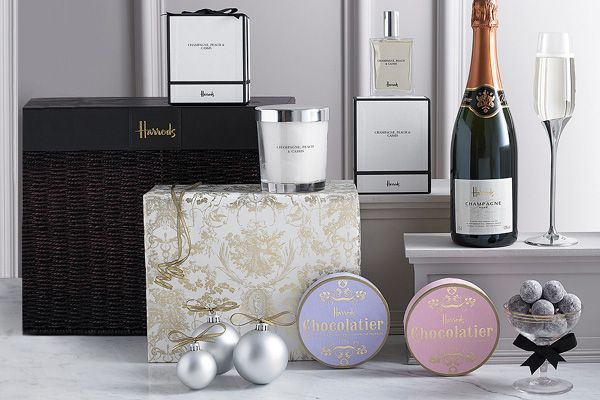 Harrods Pamper Hamper